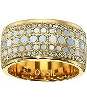 Fossil - Vintage Glitz Crystal Ring