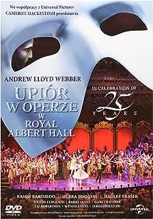The Phantom of the Opera at the Royal Albert Hall [DVD] (English audio. English subtitles)