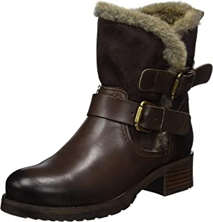 Buffalo Women's ES 30963 Sauvage Nevada Biker Boots