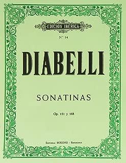sonatina diabelli op 151