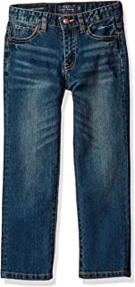 Lucky Brand Boys' 5-Pocket Skinny Fit Denim Jean