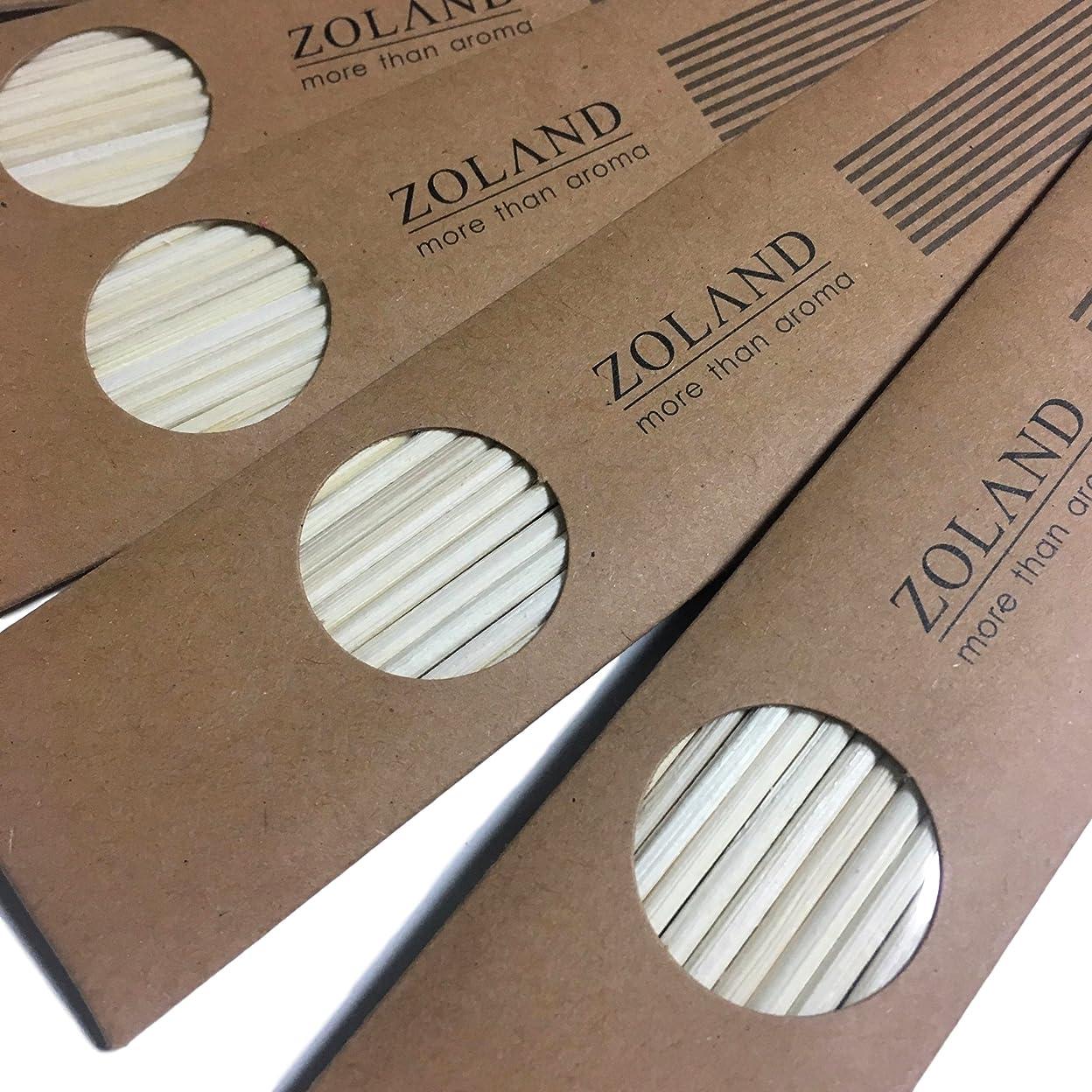 生む調停者掃除【YOLO】リードディフューザー用 ラタンスティック リフィル/ナチュラル 24cm×3mm 10本入×5セット (ナチュラル)