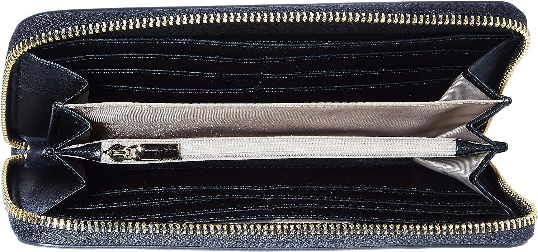 Trussardi Jeans Marrakech Zip Round Pocket Mon, Accessoire de Voyage- Portefeuille Femme K299