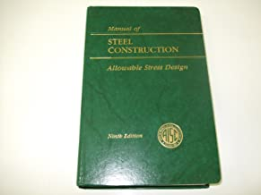 steel construction manual 9th edition