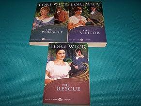 LORI WICK 3 Book Set - The English Garden Series Set - The Visitor, The Pursuit, The Rescue (The English Garden Series)