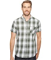 United By Blue - Short Sleeve Clingmans Plaid Shirt