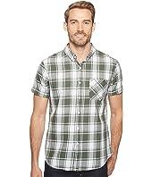United By Blue Short Sleeve Clingmans Plaid Shirt