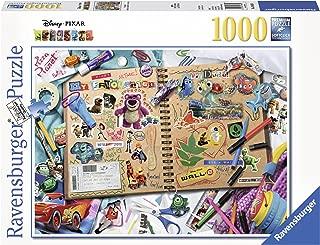 Ravensburger Disney Pixar: Scrapbook Puzzle Set (1000 Piece)