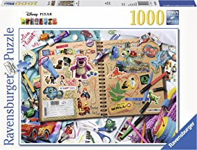 Ravensburger Disney Pixar: Scrapbook Puzzle Set (1000 Piece)