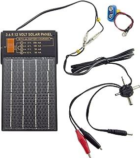 Best 3 6 9 12 volt solar panel Reviews