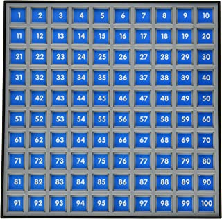 Didax Educational Resources Unifix Hundred Grid