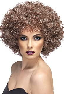 Smiffys Natural Afro Wig