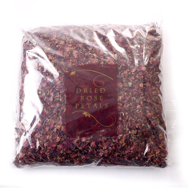 Dried Rose Petals - 500g