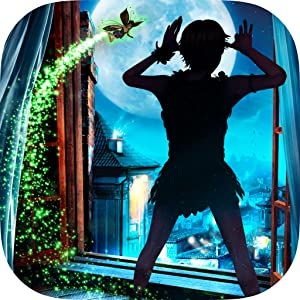 Peter & Wendy in Neverland - Hidden Object Adventure - Kindle Fire Edition
