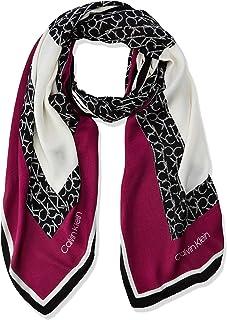 a0a9d1742e2b5e Calvin Klein Geo Quilt Scarf Sciarpa Donna