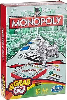 لعبة لوحية مونوبولي غراب اند جو