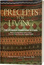Precepts For Living: The UMI Annual Bible Commentary 2019-2020