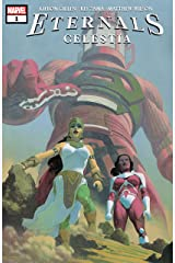 Eternals: Celestia (2021) #1 (Eternals (2021-)) Kindle Edition