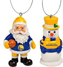 warriors championship ornament