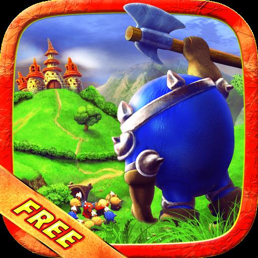 Bun Guerra Gratis - Estrategia! Nuevos Juego Accion de ninos y ninas! Los Mejores juegos
