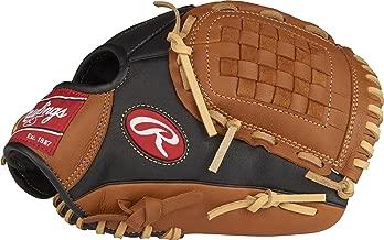 Rawlings Prodigy Youth Baseball Glove, Regular, Basket-Web, 11-Inch