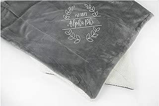 alpha phi blanket
