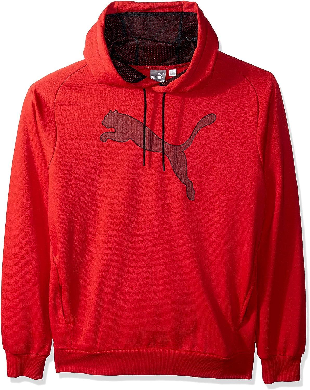PUMA Men's P48 Core Hoody Fleece