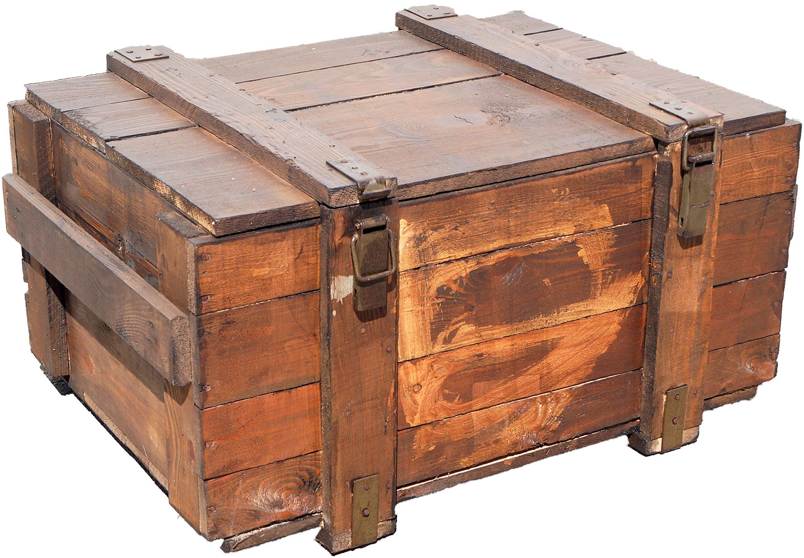 Kistenkolli Altes Land - Caja de munición (palisandro): Amazon.es: Hogar