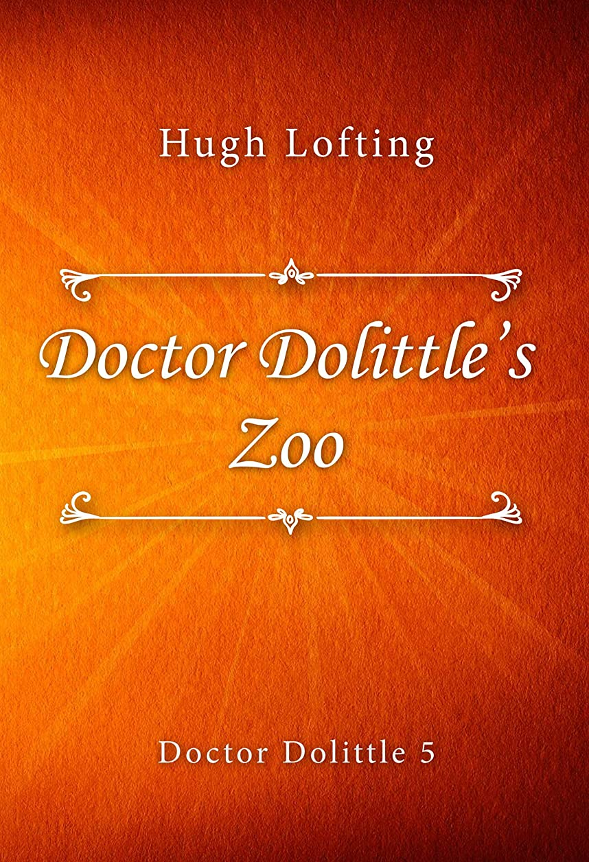 限定猫背手数料Doctor Dolittle's Zoo (English Edition)