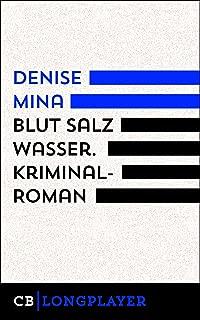 Blut Salz Wasser: Kriminalroman (Ariadne) (German Edition)