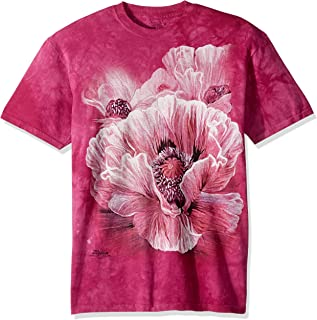 The Mountain Poppies Adult T-Shirt