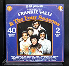 The Greatest Hits of Frankie Valli & The Four Seasons