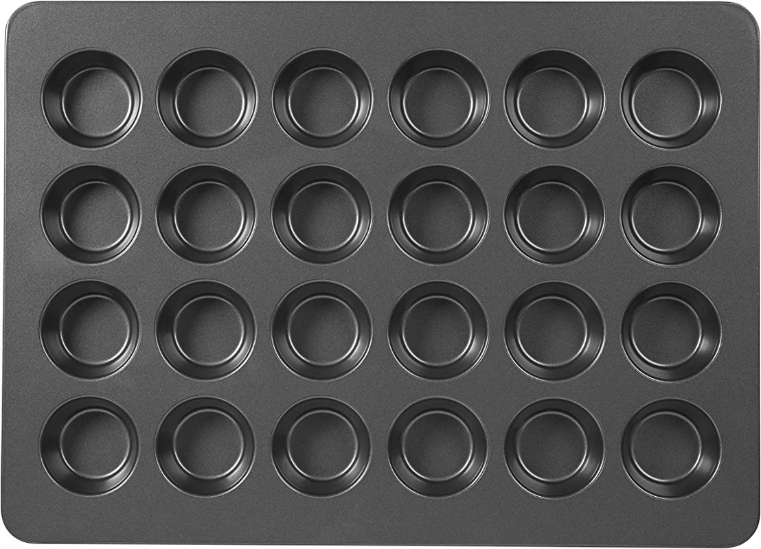 Wilton Non Stick Mega Muffin And Cupcake Baking Pan 24 Cup