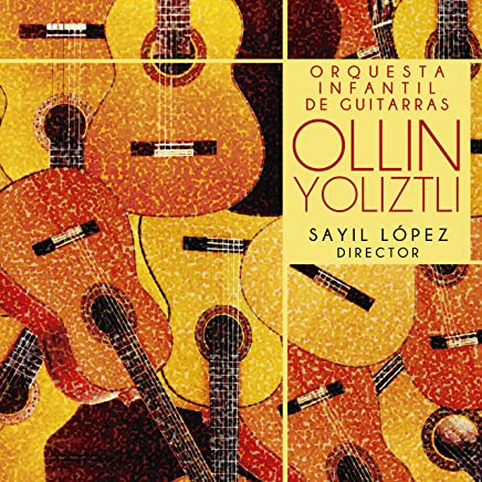 Orquesta Infantil de Guitarras Ollín Yoliztli