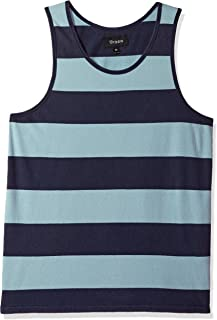 Brixton Men's Corwin Tailored Fit Washed Tank Top