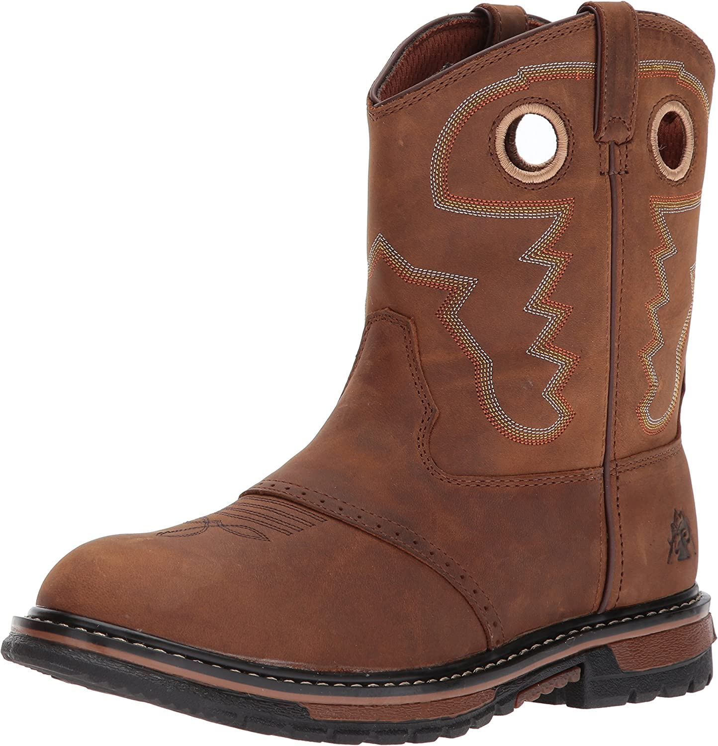 Rocky Unisex-Adult FQ0003575 Western Boot