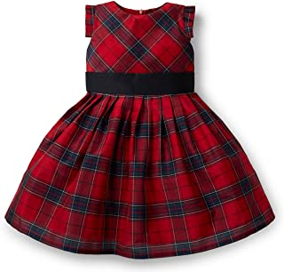 Girls' Taffeta Holiday Party Dress