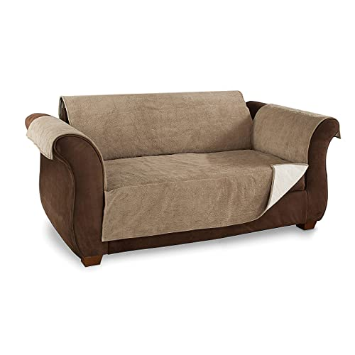 Leather Sofa Cover Amazoncom
