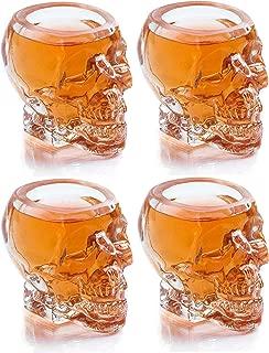 doomed glass skull shot