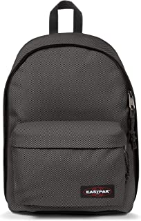 Eastpak Out of Office Sac à dos, 44 cm, 27 L, Gris (Meshknit Grey)