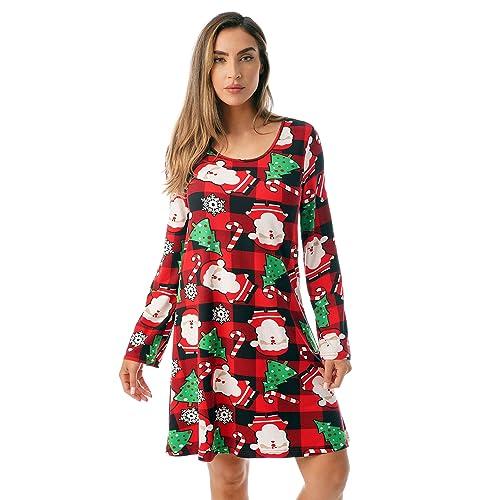 Tacky Christmas Outfits.Ugly Christmas Outfits Amazon Com