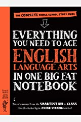 Everything You Need to Ace English Language Arts in One Big Fat Notebook: The Complete Middle School Study Guide (Big Fat Notebooks) Kindle Edition