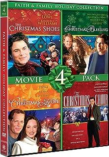 Faith & Family Holiday Collection Movie 4 Pack: (The Christmas Shoes / The Christmas Blessing / The Christmas Hope / The Christmas Choir)