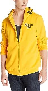 Breaking Bad Men's Yellow Hazmat Sweatshirt