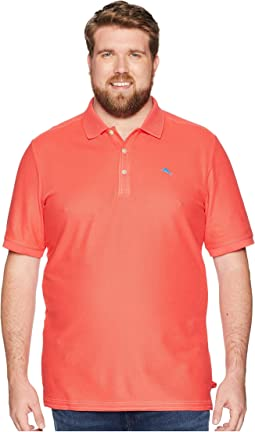 Big & Tall Emfielder Polo