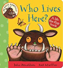 who lives here book