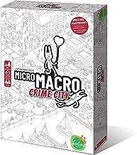 Spiel- Micro-Macro-Crime City Spielwise Jeu de société, SPI001MA, Multicolore