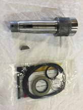 Shaft, Seal Kit, Key for Toro Dingo Hydraulic Wheel Motor, Fits Only 114-1756 and 106-7654