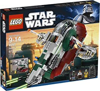 Best star wars lego slave 1 8097 Reviews