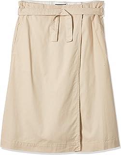 Tommy Hilfiger Girl's Ww0Ww22211-Beige Tommy Hilfiger A Line Skirt For Girls